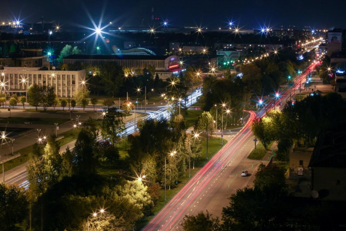 Where is Cherepovets 39